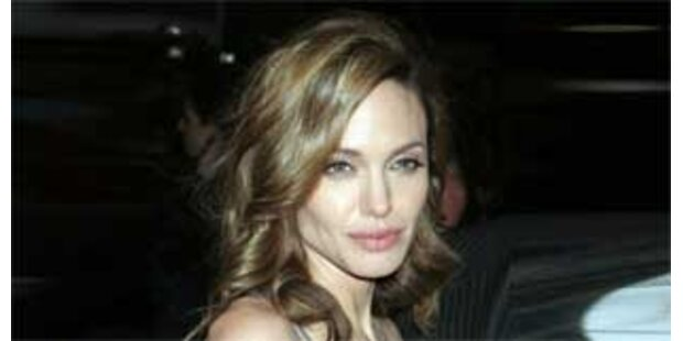Angelina Jolie hat nur mit vier Männern geschlafen