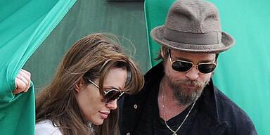 Angelina Jolie Brad Pitt Ehe Hochzeit