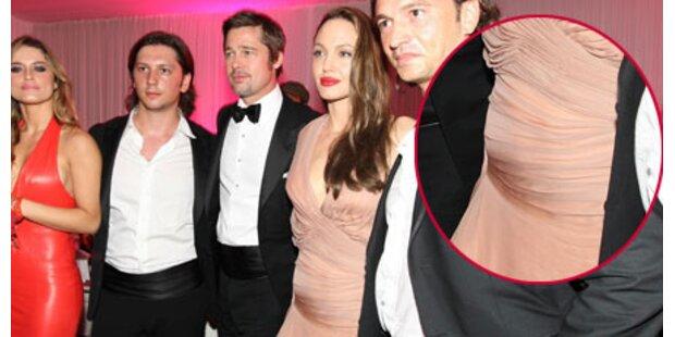 Angelina Jolie: Baby oder gutes Essen?