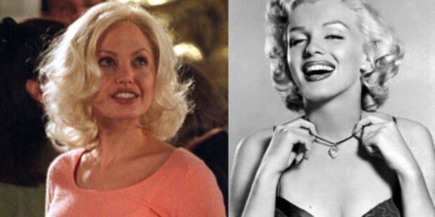 Angelina Jolie wird zur sexy Marilyn!