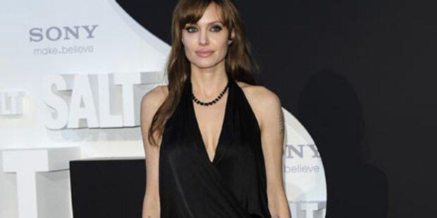 Angelina Jolie sucht ein Haus in Ungarn