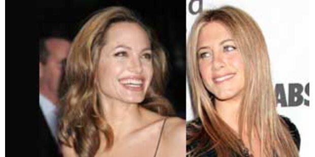 Jolie & Aniston einflussreichste Schauspielerinnen