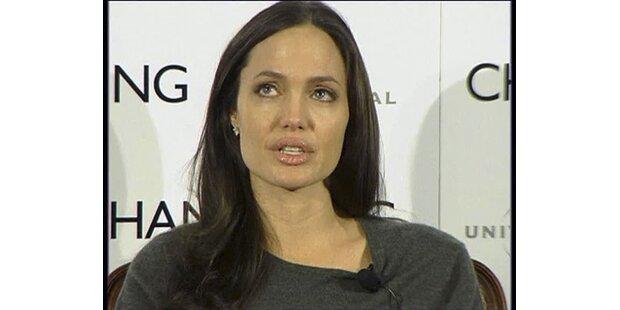 Angelina Jolie: Tränen für ihre verstorbene Mutter