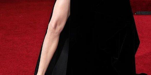 Angelina Jolie klaute Oscar-Bein-Pose