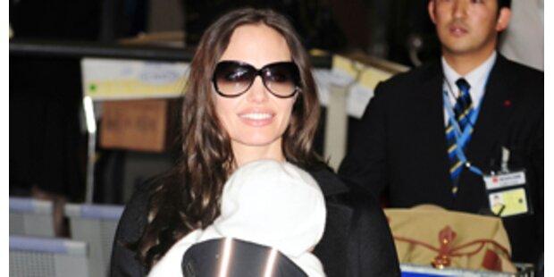 So will Angelina Jolie wieder schwanger werden
