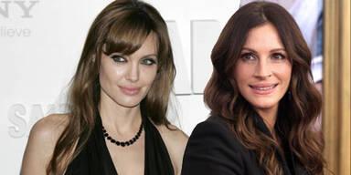 Angelina Jolie vs. Julia Roberts