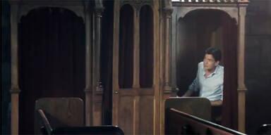Beichte: Pfarrer flüchtet vor Charlie Sheen
