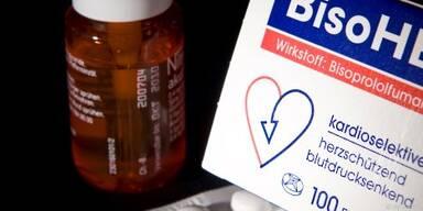 Angina pectoris-Patienten brauchen Medikamente