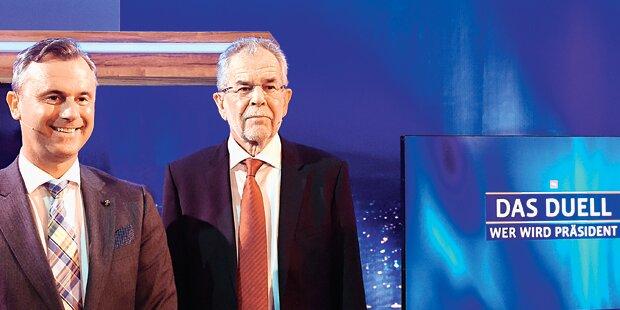 Hofburg Countdown: Hofer heute Live auf oe24