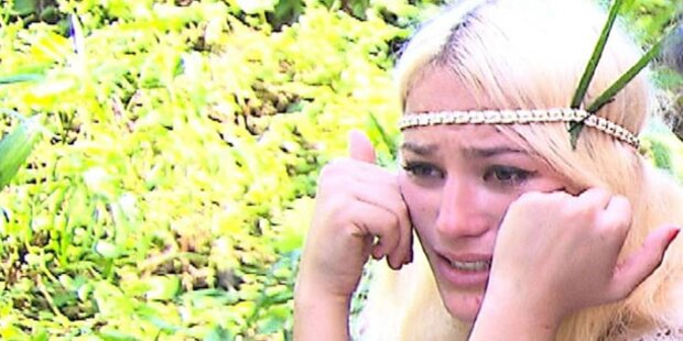 DSDS-Anita bricht in Tränen aus