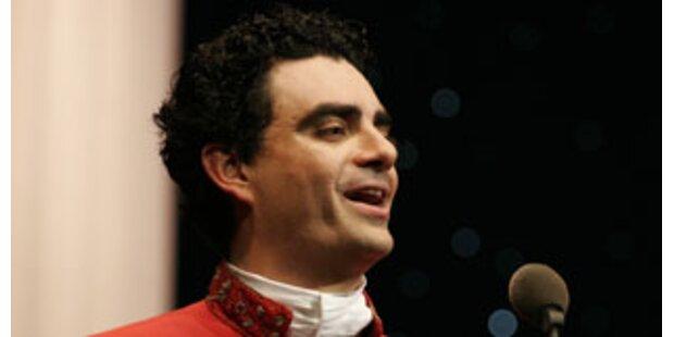 Villazon singt am Samstag den Werther