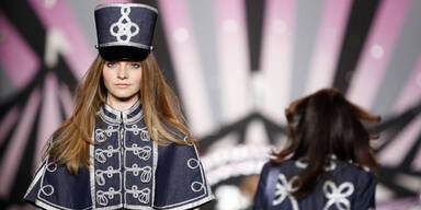Anna Sui Zirkus New York Fashion Week