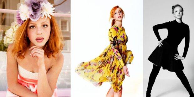 Becker-Tochter startet als Model durch