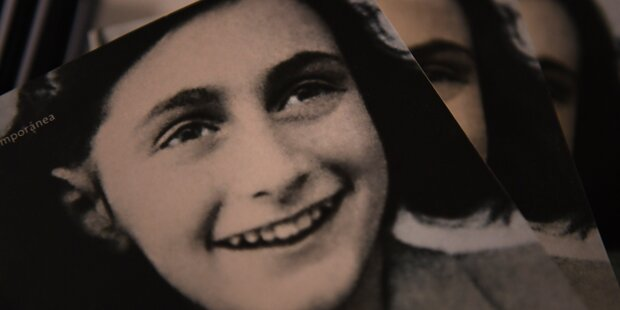 Verborgene Texte von Anne Frank entziffert