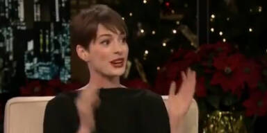 Anne Hathaway schwanger?