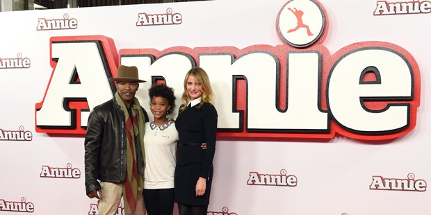 Annie: Tanzend und singend im Waisenhaus