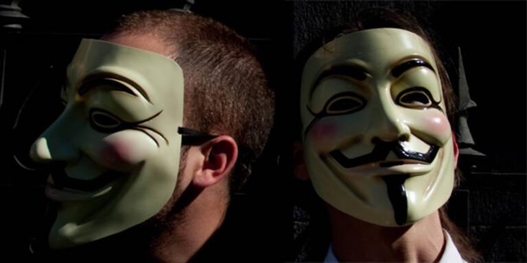 Anonymous klaute militärische Passwörter