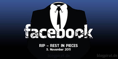 Anonymous will Facebook hacken