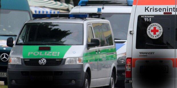 Deutschland: Explosion in Gasthaus