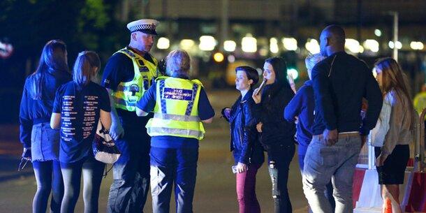 Das erste Foto des Manchester-Attentäters