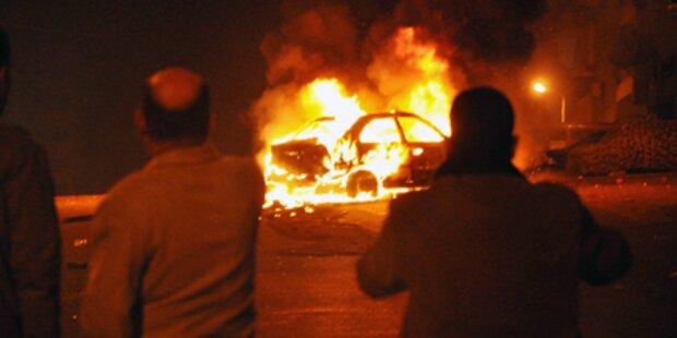 Anschlag auf ägyptische Christen: 21 Tote