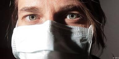 Ansteckungsgefahr solange sich Symptome zeigen