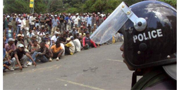 Madagaskars Militär richtete Blutbad an