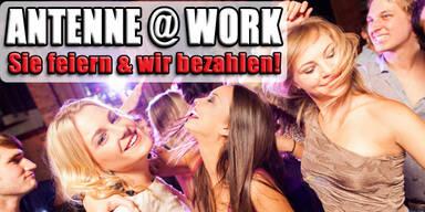 Antenne Salzburg @work