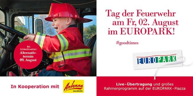 Tag der Feuerwehr im Europark