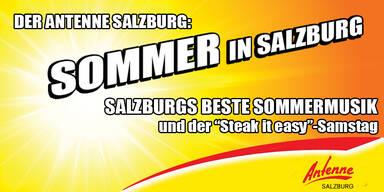 Der Antenne Salzburg Sommer in Salzburg