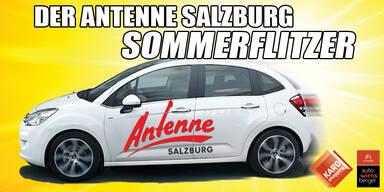 Der Antenne Salzburg Sommerflitzer