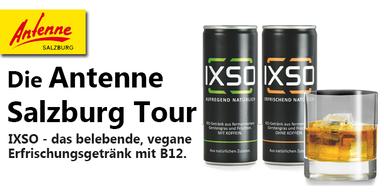 Antenne Salzburg Tour IXSO