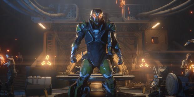 Bioware und EA stimmen Fans auf SciFi-Epos ein