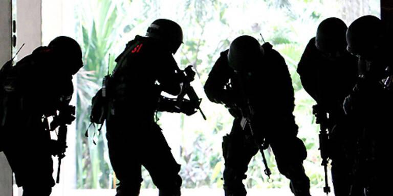 46 Al Kaida-Kämpfer festgenommen