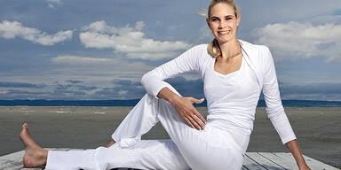 Anti Aging Yoga Hormone Wechsel Übungen