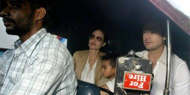 Ap Pitt Jolie Indien