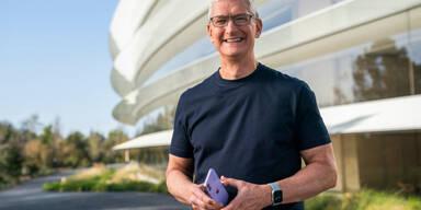 Hacker fordern von Apple 50 Mio. Dollar Lösegeld