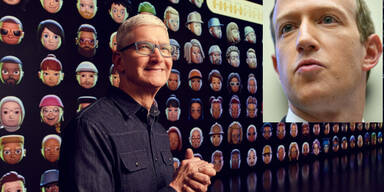 Apple bringt Facebook-Chef zur Weißglut