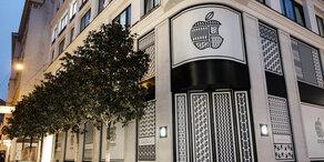 Erster Apple-Store Österreichs: iPhone-Schlacht um Wien