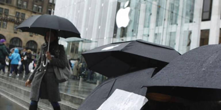 Analyst äußert sich skeptisch zu Apple