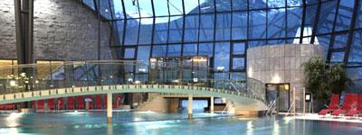 Aqua-Dome-Thermenhalle