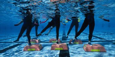 Aqua Qi-Gong: Fitness-Training im Wasser