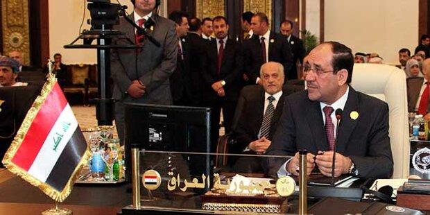 Explosion nahe Arabische-Liga-Gipfel