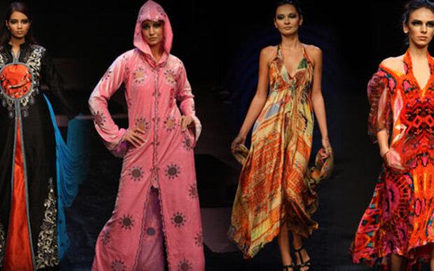 Mode aus dem Orient