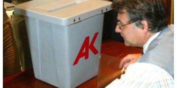 In Salzburg und Vorarlberg beginnen die AK-Wahlen