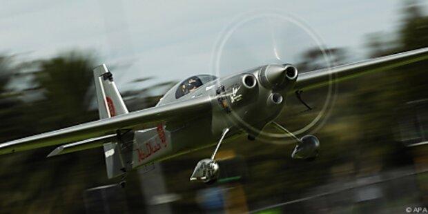 Arch greift in Brasilien nach Air-Race-Führung