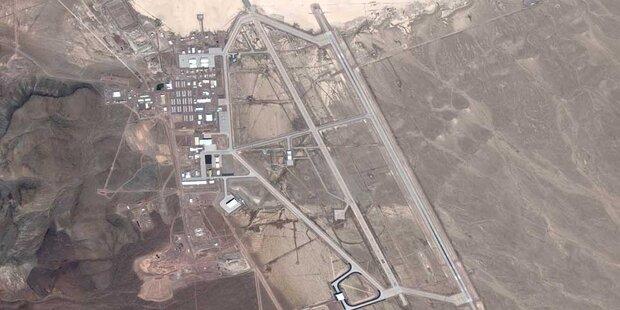 USA bauen Area 51 massiv aus