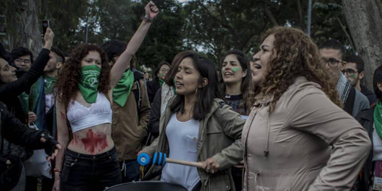 Argentinien gegen legalisierte Abtreibung