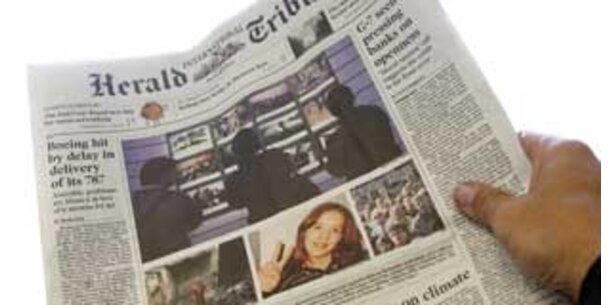 Riesiger Medienrummel in Ungenach
