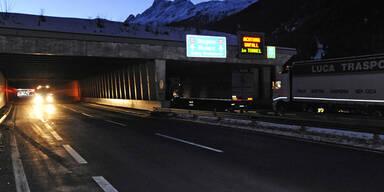 Arlbergstraßentunnel Arlbergtunnel